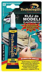 Technicqll Klej do modeli plastikowych 20ml R-130