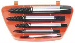 Top Tools Zestaw wykrętaków do zerwanych śrub M3,3 - M19 5szt. (14A105)