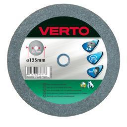 VERTO Tarcza szlifierska ceramiczna 150x12,7x20mm 2szt. (61H605)