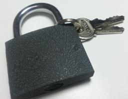 Top Tools Kłódka żeliwna 75mm 2 klucze (90U304)