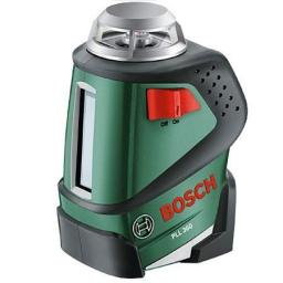 Bosch Laser krzyżowy PLL 360 SET + statyw (0.603.663.001)