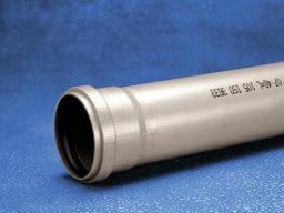 Wavin Rura kanalizacyjna PVC 110x2,6x1000mm (3060712460)