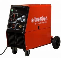 BESTER Półautomat spawalniczy Magster 330 4x4 (B18229-4)