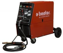 BESTER Półautomat spawalniczy MAGSTER 280 4x4 B18228-3