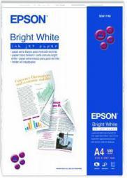 Papier Epson Bright White Ink Jet 90g 500ark. (C13S041749)