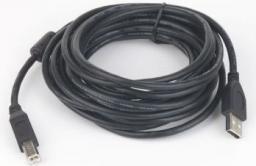 Kabel USB Gembird AM-BM kabel USB 2.0 3M High Quality, FERRYT (CCF-USB2-AMBM-10)