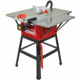 Dedra Pilarka stołowa do drewna z tarczą z węglikiem 1600W 250mm (DED7754)