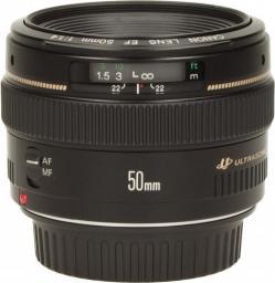 Obiektyw Canon EF 50 mm f/1.4 USM (2515A004AA)