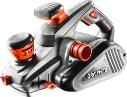 GRAPHITE Strug elektryczny 1300W szerokość strugania 110mm (59G680)