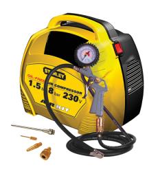 Sprężarka tłokowa Stanley 8bar  (8215190STN595)