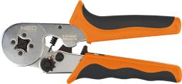 NEO Zaciskarka końcówek tulejkowych średnica tulejek 0,25 - 6mm (01-507)