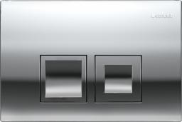 Przycisk spłukujący Geberit Delta 50 do WC chrom połysk (115.135.21.1)