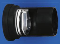 SANIT Komplet przyłączeniowy 300mm do misek wiszących WC - 5893200