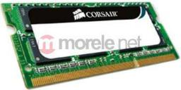 Pamięć do laptopa Corsair DDR3 SODIMM 4GB 1333MHz CL9 (CMSO4GX3M1A1333C9)