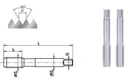 FANAR Gwintownik ręczny M6 2szt. (A1-120001-0060)