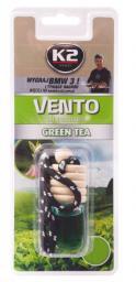 K2 Ekskluzywny zapach VENTO GREEN TEA 8ml 60dni - V452
