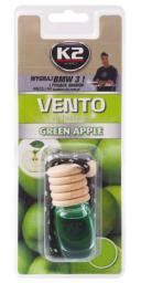 K2 Ekskluzywny zapach VENTO GREEN APPLE 8ml 60dni - V456
