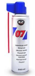 K2 Preparat wielozadaniowy 07 250ml z aplikatorem - 0725