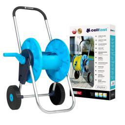 """Cellfast Wózek do węża ogrodowego AluPlus 45m 1/2"""" (55-250)"""