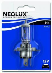 Neolux Żarówka samochodowa H4 Standard P43T 12V 60/55W (4008321771216)