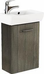 Zestaw szafka z umywalką Koło Nova Pro 40cm jesion szary (M39008000)