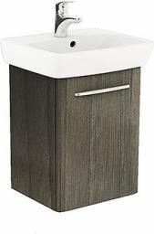 Zestaw szafka z umywalką Koło Nova Pro 42cm jesion szary (M39010000)