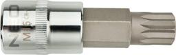 """NEO Nasadka trzpieniowa Spline 1/2"""" M6 x 55mm (08-731)"""