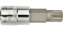 """NEO Nasadka trzpieniowa Spline 1/2"""" M10 x 55mm (08-733)"""