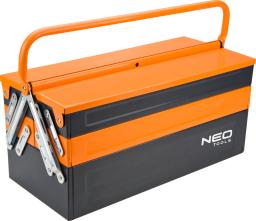 NEO Skrzynka narzędziowa 455mm metalowa 84-100