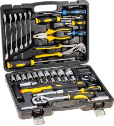 Topex Zestaw narzędziowy 56szt. (38D224)