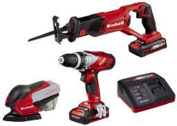Einhell Zestaw narzędzi akumulatorowych TE-TK 18 Li - 4257195