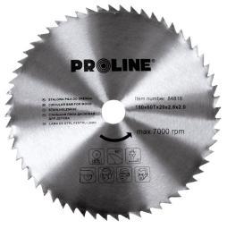 Proline Piła tarczowa do drewna 350mm 60zębów (84835)