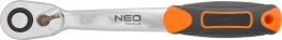 """NEO Grzechotka standardowa 1/2"""" 255mm (08-520)"""