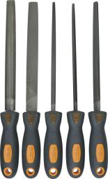 NEO Pilniki do metalu zestaw 5 szt. (37-610)