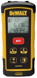 Dewalt Dalmierz laserowy DW 03050 50m (DW03050)
