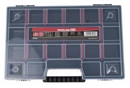 Proline Organizer z rączką 21 przegródek 35x195x290mm (35703)