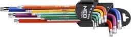NEO Zestaw kluczy trzpieniowych torx typ L T10-T50 9szt. (09-518)
