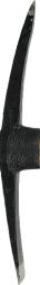 Topex Kilof dwustronny nieoprawiony 2,5kg (05A525)