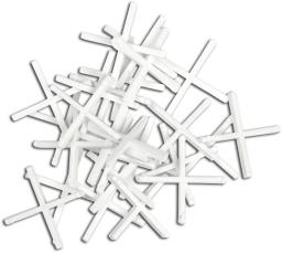 Topex Krzyżyki dystansowe 2mm 200szt. (16B520)
