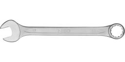 NEO Klucz płasko-oczkowy 18mm (09-718)