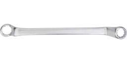 NEO Klucz oczkowy odgięty 14 x 15mm (09-914)