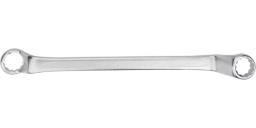 NEO Klucz oczkowy odgięty 6 x 7mm (09-906)