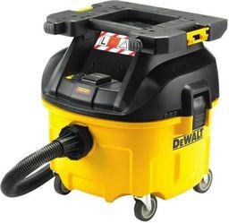 Dewalt odkurzacz przemysłowy 1400W, gniazdo 230V, 30L, klasa L (DWV901LT-QS)