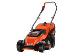 Black&Decker Kosiarka do trawy 1400W 40L E-drive EdgeMax (EMAX34S)