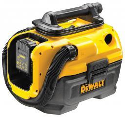 Dewalt Odkurzacz samochodowy akumulatorowy 14,4/18V XR brak akumulatora i ładowarki (DCV582)