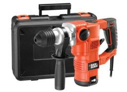 Black&Decker Młotowiertarka 1250W SDS-plus 3,5J (KD1250K)