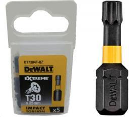 Dewalt Udarowe końcówki wkrętarskie  5szt (DT7384T-QZ)