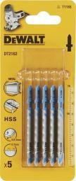 Dewalt Brzeszczoty do metalu typ T HSS 76x50mm 5szt.  (DT2162-QZ)