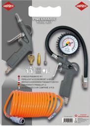 AIRPRESS Zestaw 6 akcesoriów pneumatycznych (4300027)