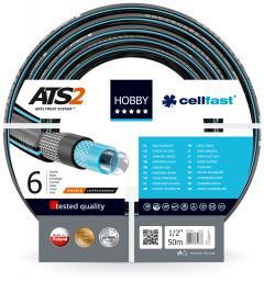 """Cellfast Wąż ogrodowy Hobby 1/2"""" 50m (16-201)"""